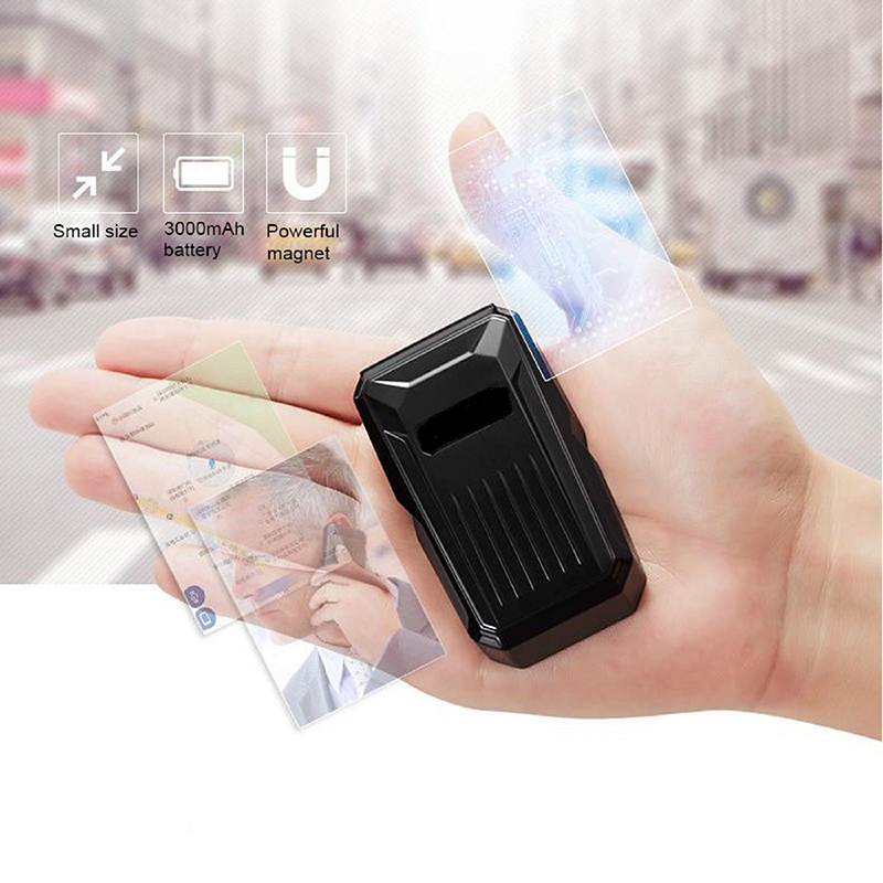 Auto Mini Professional Gps Tracker Car Tracking Device GPS Locator Tracker Strong Magnetic Bicycle Anti theft