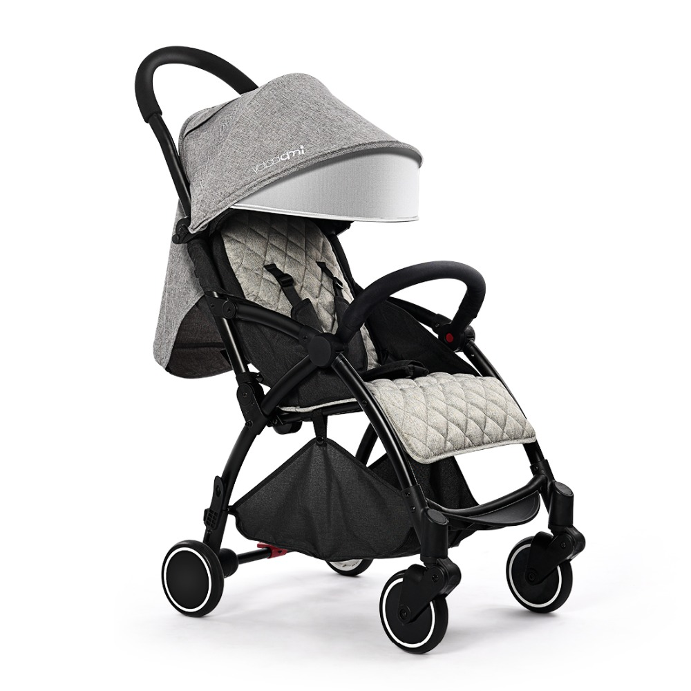 Baby Stroller Nice Sld Baby Stroller Scientific Design Folds Easily And Conveniently 0-3 Years 7 Kg Carrying Capacity 25 Kg Steel Frame Eva Wheels Easy To Repair Mother & Kids