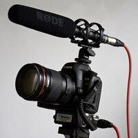 Rode NTG 2 interview video camera Multi Powered Shot gun Microphone for canon Nikon Sony Panasonic camera DSLR