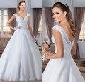 Vestido noiva 2015 бальное платье свадебное платье милая одеяние де свадебная 2015 свадебное платье дизайнер