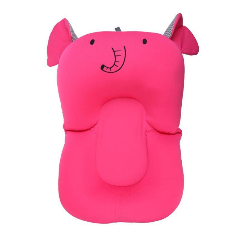Bad & Dusche Produkt Babybadezimmer Matanti-skid Badewanne Elephant Newborn Faltbare Dusche Pad Qualität Rutschfeste Sicherheit Soft Bad Badewanne
