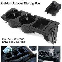 Car-Styling Car Seat Gap Pocket Holder Storage Pouch Phone Purse Coins Key Organizer Accessries For BMW E46 3 Series 98-05