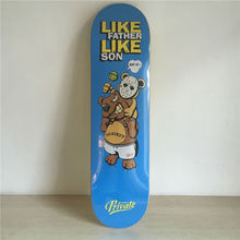 New arrived Classic PRIVATE series of skateboarding deck made by Canadian Maple size 8″ Better choice for new sk8ers