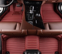 Good quality & Free shipping! Custom special floor mats for Cadillac CTS 4 doors 2013 2008 wear resisting carpets for CTS 2010