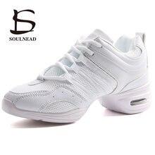 Женская обувь; мягкая подошва; женская дышащая обувь в стиле джаз и хип-хоп; спортивные танцевальные кроссовки; женская обувь для современных джазовых танцев