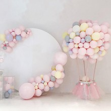 100pcs 10inch macarons color latex balloons birthday party wedding decoration rainbow balloon special