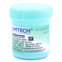 Soldering Paste AMTECH LS-321-ASM 100g Low Smoke Solder Flux For SMT BGA Reballing Welding Rework Repair Tools Welding & Soldering Supplies