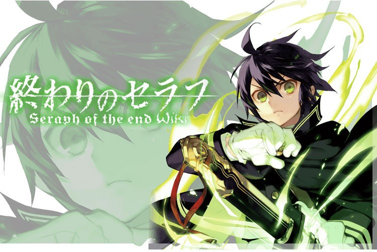 Seraph of the End Owari no SerafuYuichiro Hyakuya Uniform Cosplay Costume_01