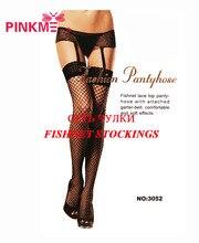Stockings sex lingerie fishnet silk stocking garters