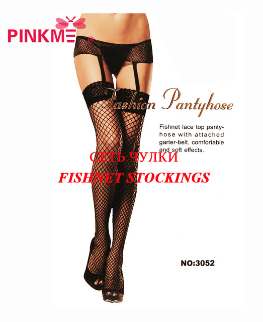 Stockings sex lingerie fishnet silk stocking garters