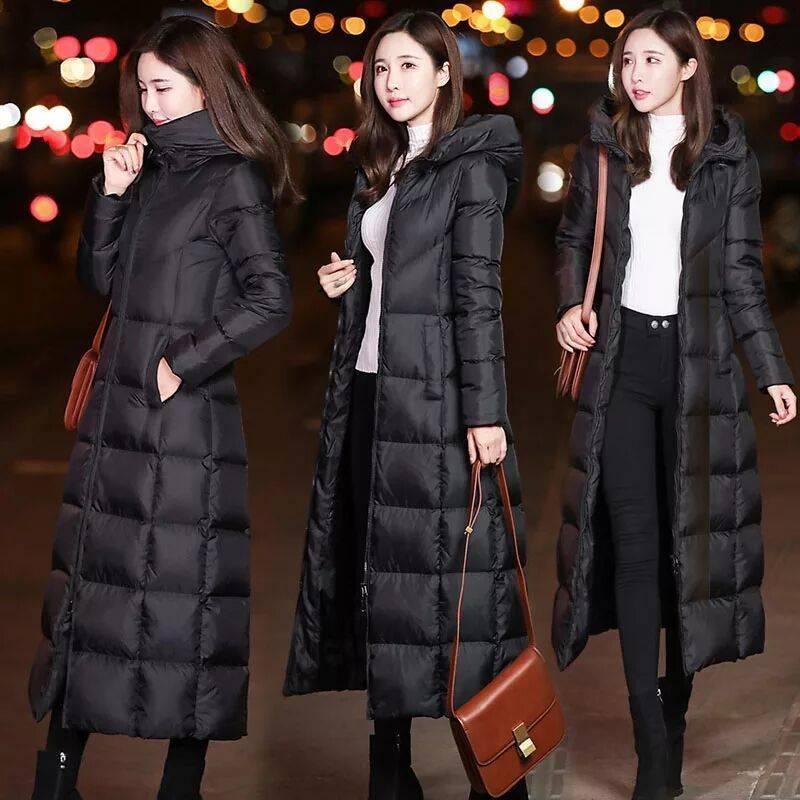 2019 Бесплатная доставка Новая мода осень зима женские зимние куртки пальто женские куртки пальто Черный Большие размеры