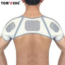 Tom's Hug Brand Self-heating Belt Back Support Shoulder Guar