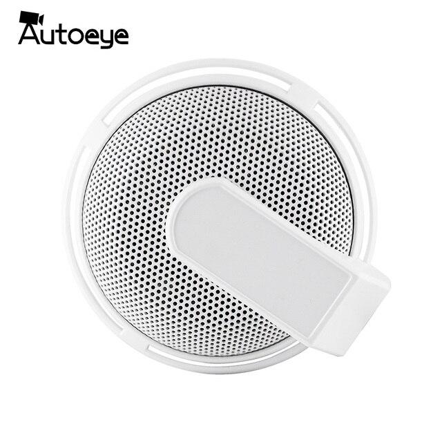 Autoeye Мини CCTV видеонаблюдения Аудио Пикап IP камера микрофон DVR звукосниматель