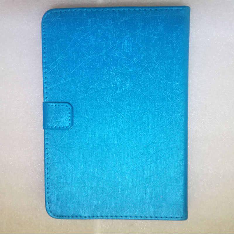 Myslcユニバーサルカバーtolino epos 7.8インチ電子ブックリーダー8インチタブレット磁気puレザースタンドケース