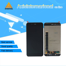 Хорошее Axisinternational для xiaomi mi A1 mi A1 ЖК-дисплей экран Дисплей + Сенсорная панель планшета с рамкой для xiaomi A1 Дисплей Замена