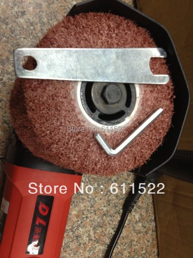 1200w slipverktyg av god kvalitet till bra pris med ett hjul fritt - Slipande verktyg - Foto 4