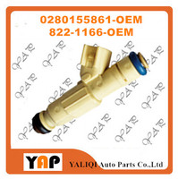Used Fuel Injector 4 FOR FITFORD Explorer Mercury Mountaineer 5 0L Mercury Cougar Mazda MPV 2
