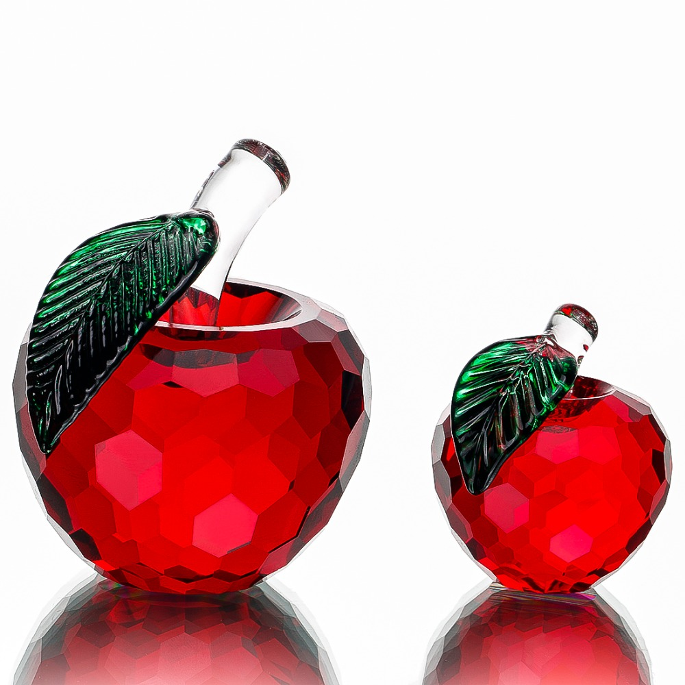 Chirstmas Tree Hanging Ornaments 40mm/60mm Crystal Glass
