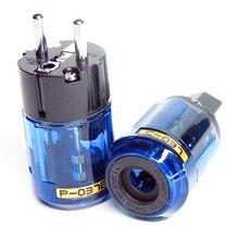 P-037e + К C-037 24 к посеребренные ЕС мощность Plug ac мощность шнур вилки