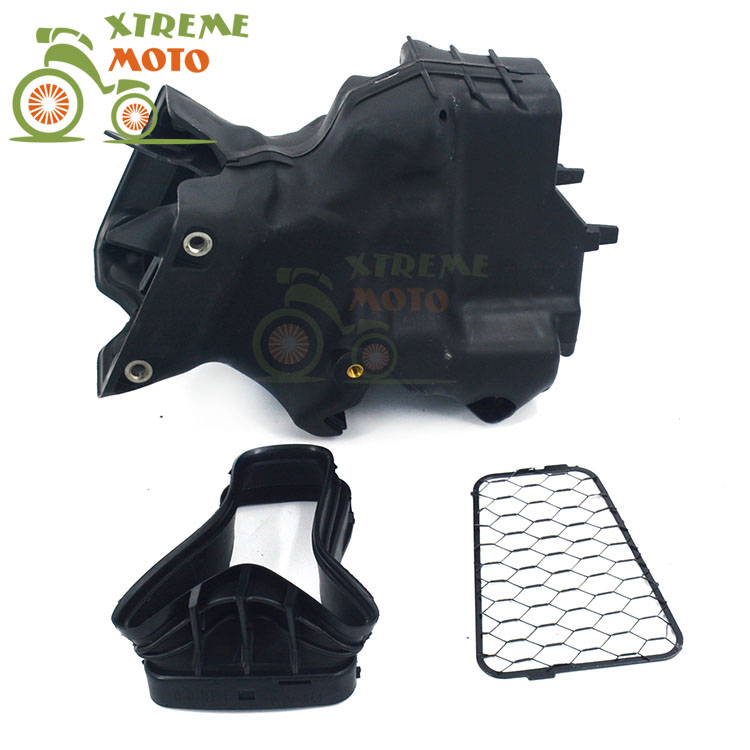 Motorcycle Air Intake Tube Duct Cover Fairing For HONDA CBR600RR F5 2007-2012 07 08 09 10 11 12 2007 2008 2009 2010 2011 2012 arashi motorcycle radiator grille protective cover grill guard protector for 2008 2009 2010 2011 honda cbr1000rr cbr 1000 rr