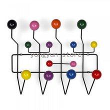 Wielu kolor projekt domu jak typowe moda cukierki minimalistyczny nowoczesny powiesić go wszystkie wieszak na kurtki hak piłka płaszcz wieszaki na meble do domu tanie tanio Meble do salonu 10 Drewniane Nowoczesne Inne