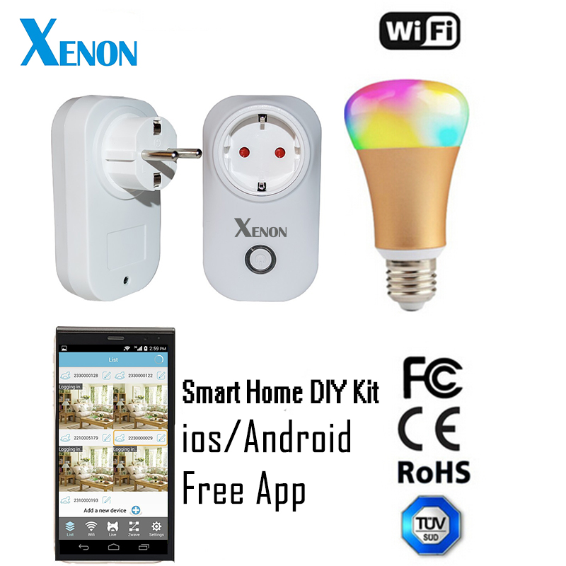 Home Automation Kits из Китая