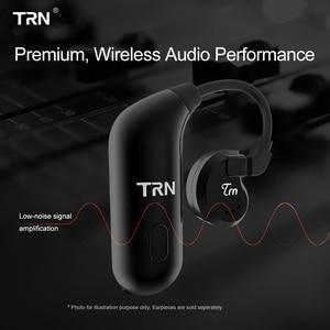 Image 5 - TRN BT20 Bluetooth aggiornamento orecchie di 5.0 Bluetooth orecchie cavo di aggiornamento da corsa auricolare Bluetooth cavo V90 IM2 VX BT10 V30 T2 ARIA bq3
