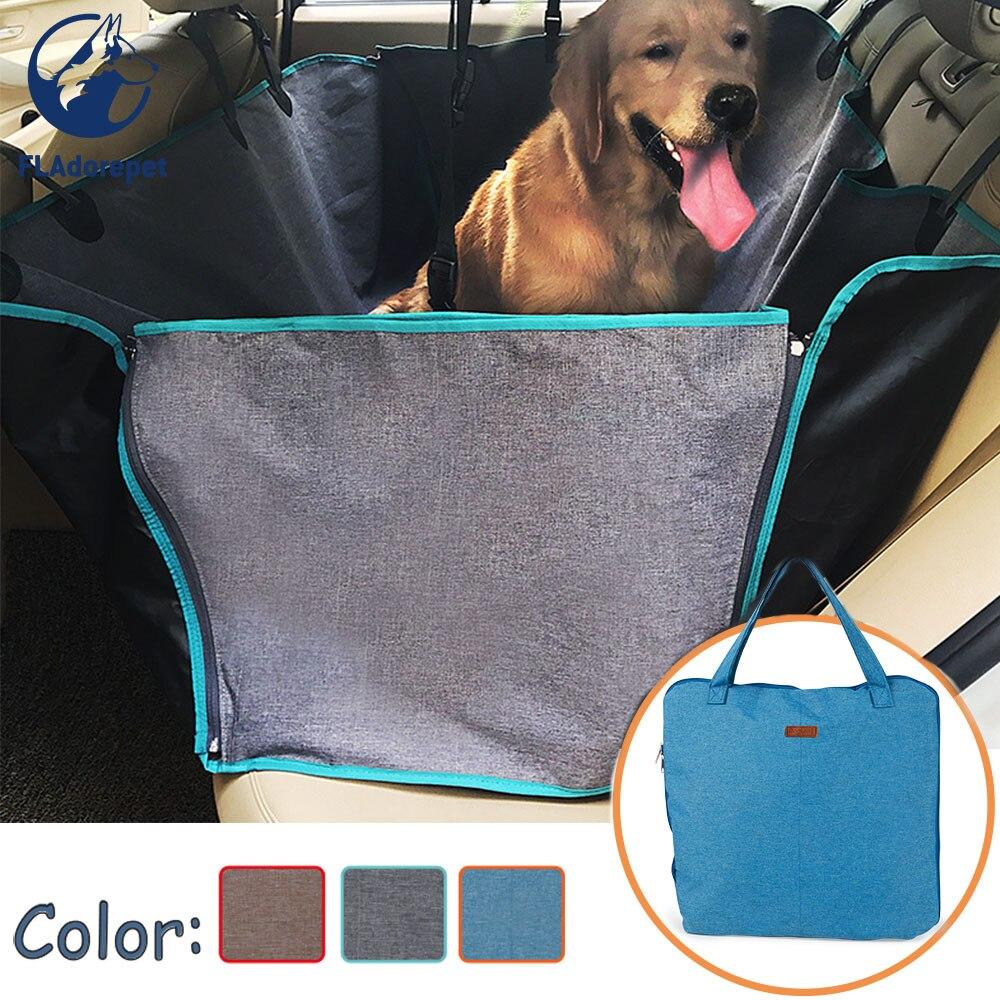 Водонепроницаемый собака автомобиль обратно на сиденья площадку для большой собака кошка ...