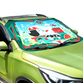 Car Window Sunshade Car Covers Windshield Snow Blocked Anti-UV  For SUV And Ordinary Car Sun Shade Reflective Foil