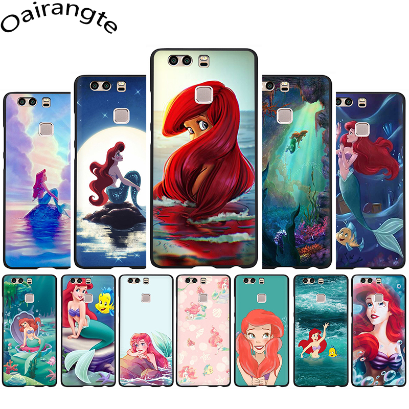 Para Huawei Ascend P8//9//10//20 Lite P Smart 2019 casos de teléfono de silicona de dibujos animados lindo