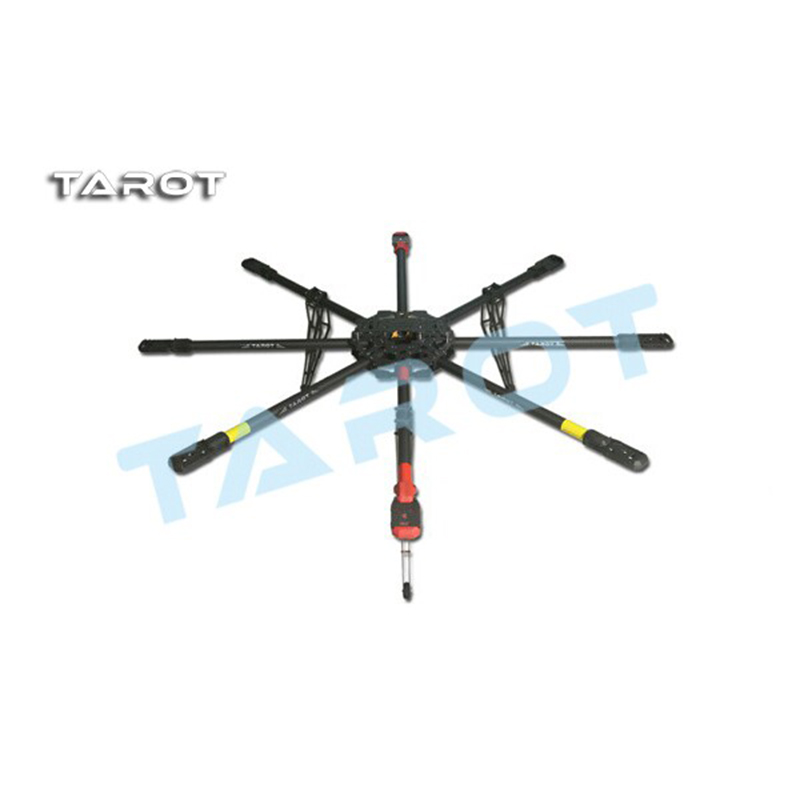 Tarot IRON MAN 1000S Carbon Fiber 8 Axis Octocopter Frame Tube Kit Airplanes RC Frame FPV TL100C01 UAVTarot IRON MAN 1000S Carbon Fiber 8 Axis Octocopter Frame Tube Kit Airplanes RC Frame FPV TL100C01 UAV