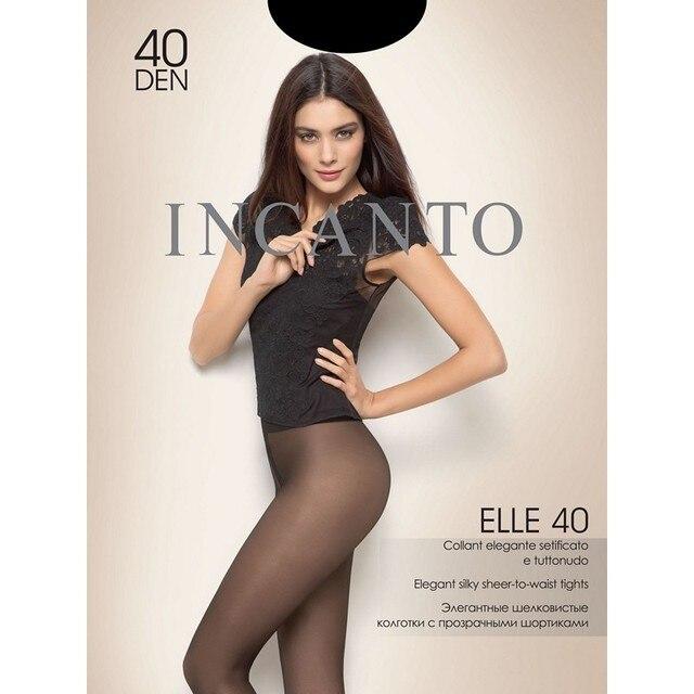 Колготки женские INCANTO COLLANT Elle 40
