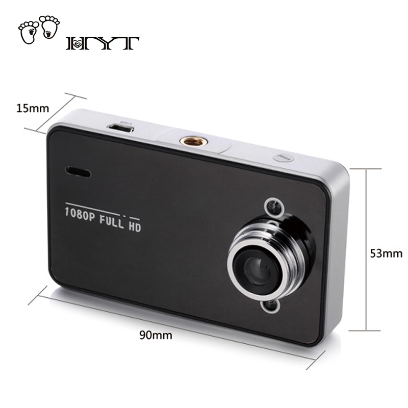 HYT Full HD 1080P Car recorder DVR Video font b Camera b font On Cam Dash