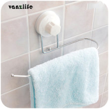 ФОТО vanzlife Strong suction multifunction sucker towel rack bathroom towel bar rack toilet paper holder