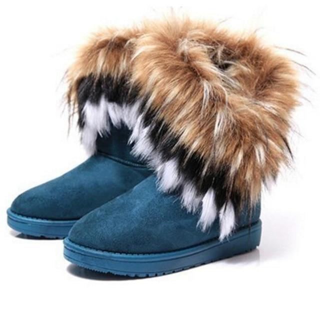 Women's Fashion Boots - 3 Colors 2