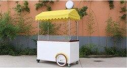 Trzy koła hot dog food track maszyny do przekąsek|Roboty kuchenne|AGD -