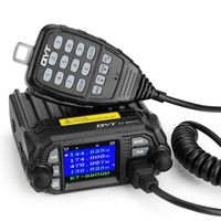 QYT KT 8900D 25W Dual Band Mini Mobile Transceiver Two Way Radio 136 174 400 480MHz