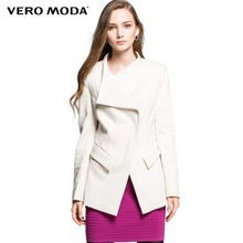 Vero Moda Brand hot Women elegant fashion slim long sleeve casual solid jacket coat female girl chic Outerwear 314317018