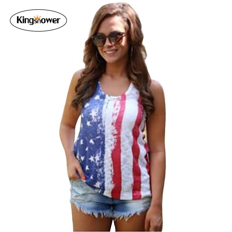 Online get cheap american flag tank top for Best affordable dress shirts