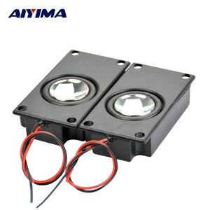AIYIMA 2Pcs 4 ohm 3W Audio Portable Spea