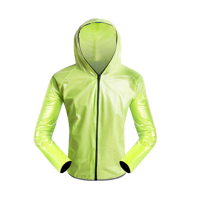 2017 New Cycling Jackets Rain Waterproof Windproof Bike Raincoat Ciclismo mtb mountain Bicycle Rainwear Tops Equipment 4 Colors