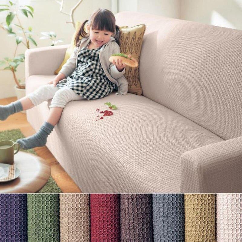 Диван обложка подушка диван крышку стрейч водонепроницаемый все включено диван крышка набор диван чехол полное покрытие все включено индивидуальные