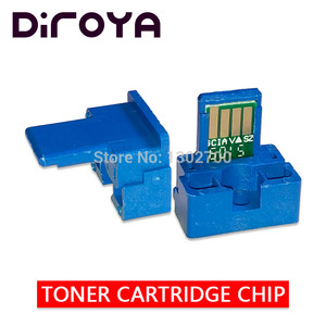 Image 1 - 5PCS MX B45GT toner cartridge chip For Sharp MX B350P MX B450P MX B355W MX B455W MX B350W MX B450W MXB355W MXB455W powder reset