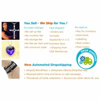 Drop Shipping Business for Shopify WordPress Free Oversea Drop Ship T Shirt Jewelry Drop Shipper from China Quality Service