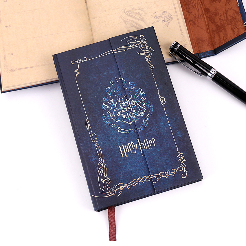 1PC Vintage Notebook Diary With 2018 - 2020 Calendar Retro Hard Cover Agenda Schedule Planner Book