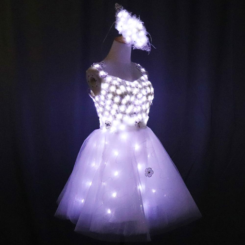 Luminous Clothes Led Costume Ballet