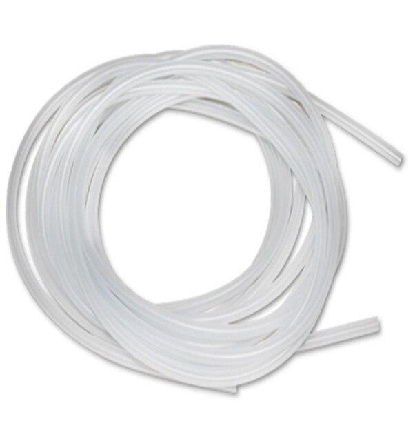 Silicone Ozone Hose,ozone contact tube  FDA food grade 4*7mm