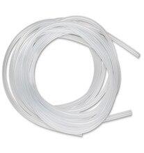 실리콘 오존 호스, 오존 접촉 관 fda 음식 급료 4*7mm