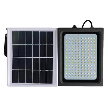 150 LED Solar Flood Light PIR Motion Sensor Activated IP65 Waterproof Outdoor Garden Lawn Pool Yard Security Solar Lamp