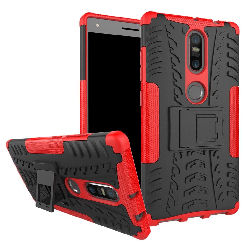Для Lenovo phab2 Plus тяжелых Панцири противоударный Гибридный жесткий прочный резиновый чехол для телефона Lenovo phab2 плюс